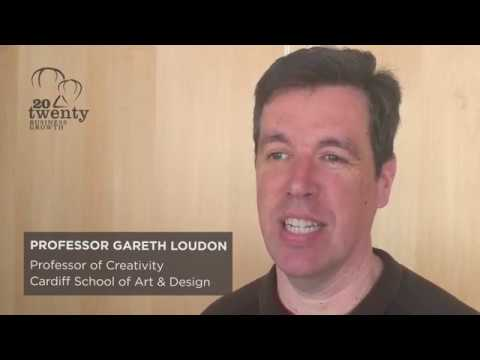 Gareth Loudon - Professor of Creativity - 20Twenty Business Programme