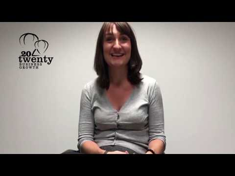 Katie Killoran (Case Study) - Cancer Research Wales - 20 Twenty Business Programme