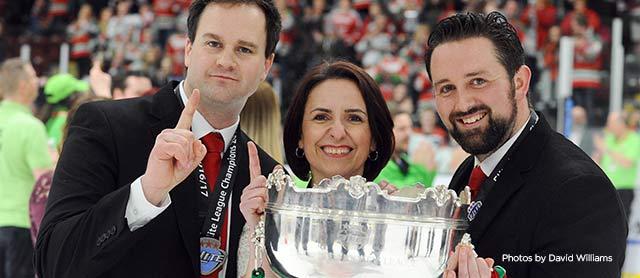 Katrina Cardiff Devils - 20Tweny Leadership