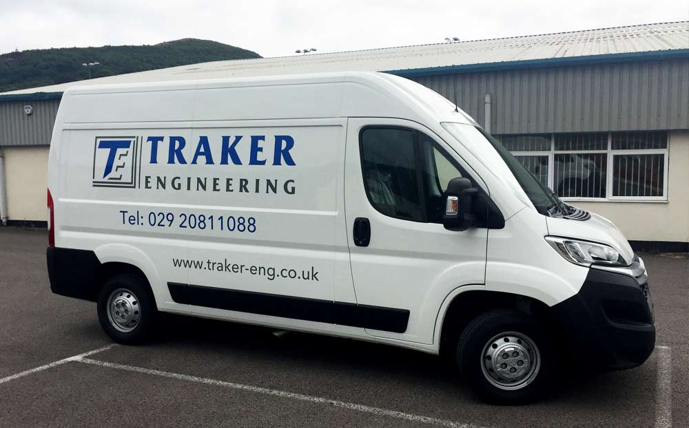 Traker Engineering Van - 20Twenty Business Growth Programme