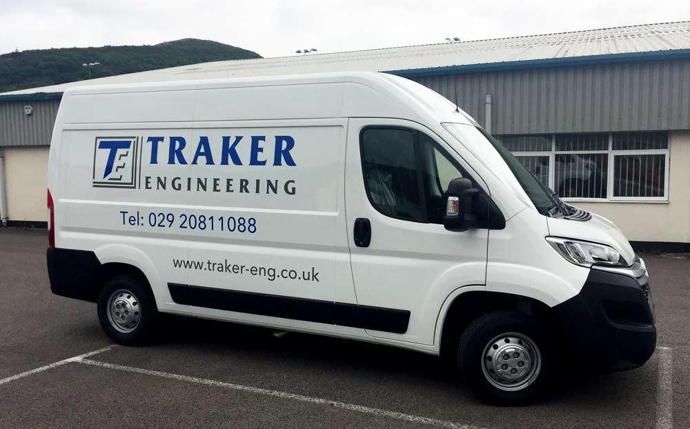 Traker Engineering Van - 20Twenty Business Growth Programme
